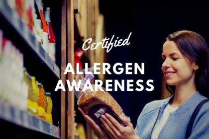 Allergen Awareness training