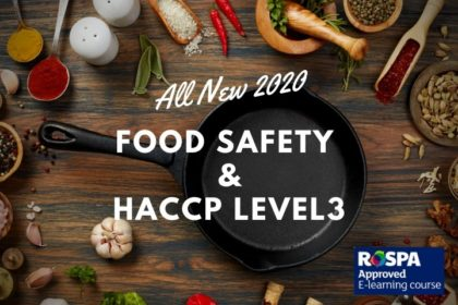 haccp level 3