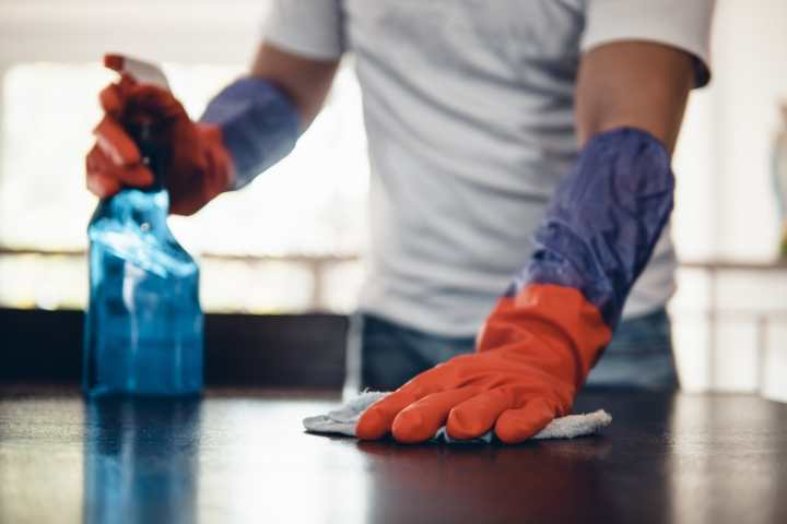 covid 19 cleaning training